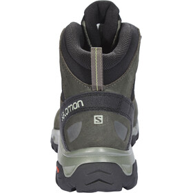Salomon Evasion 2 Mid LTR GTX Calzado Hombre, castor gray/beluga/guacamole